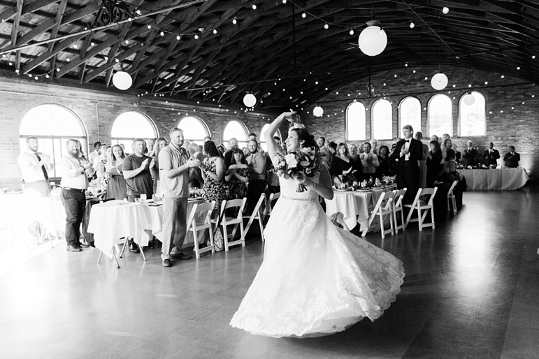 St. Christopher's Episcopal Church and South Shore Park Pavilion Wedding