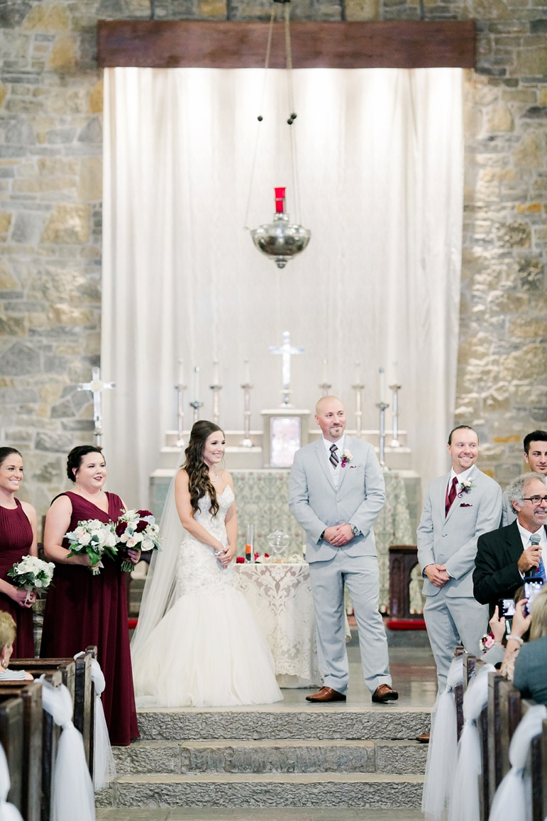St. John's Northwestern Military Academy Wedding Photos