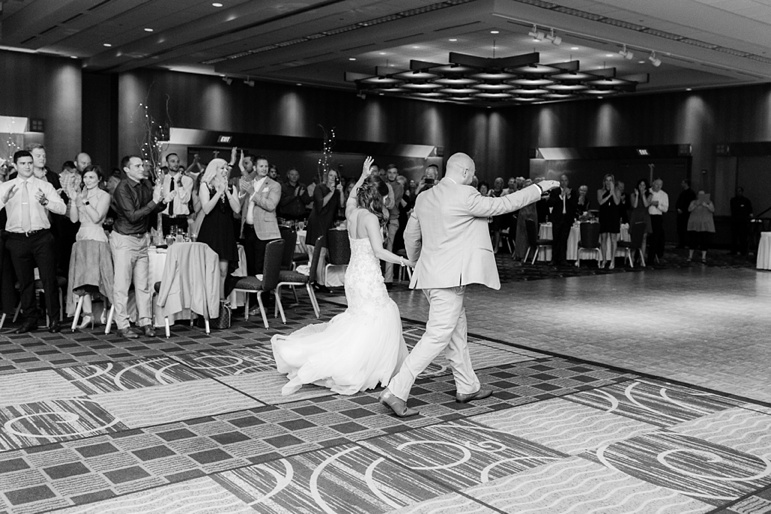 Hyatt Regency Milwaukee WI Wedding
