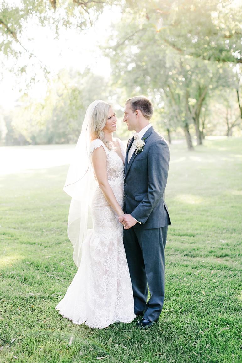 Wausau Country Club Wedding Photos