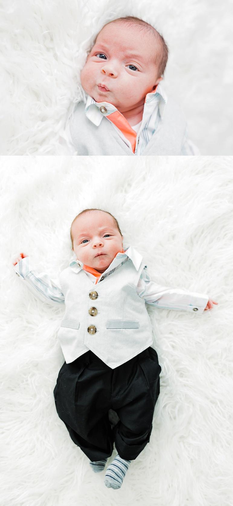 Twin Studio Newborn Photos Green Bay WI