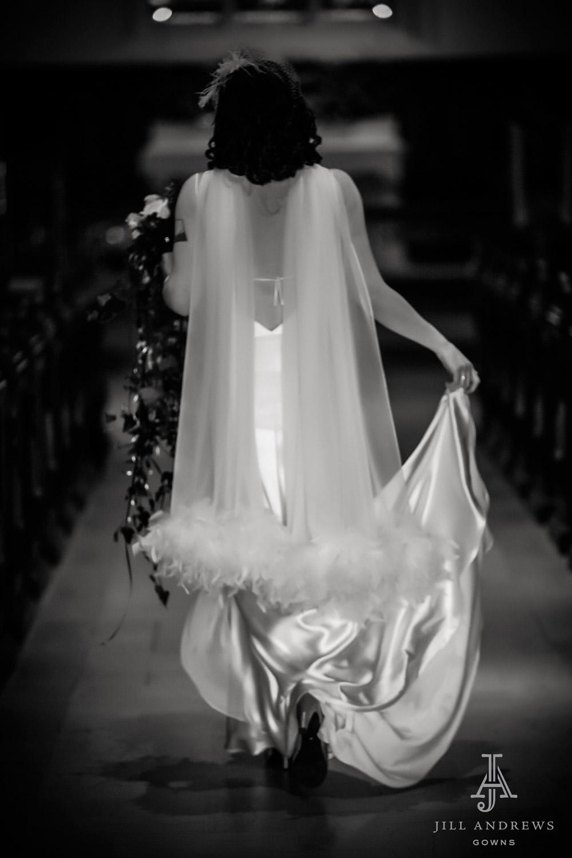 Jill Andrews Gowns - Meg's Custom Slip Dress
