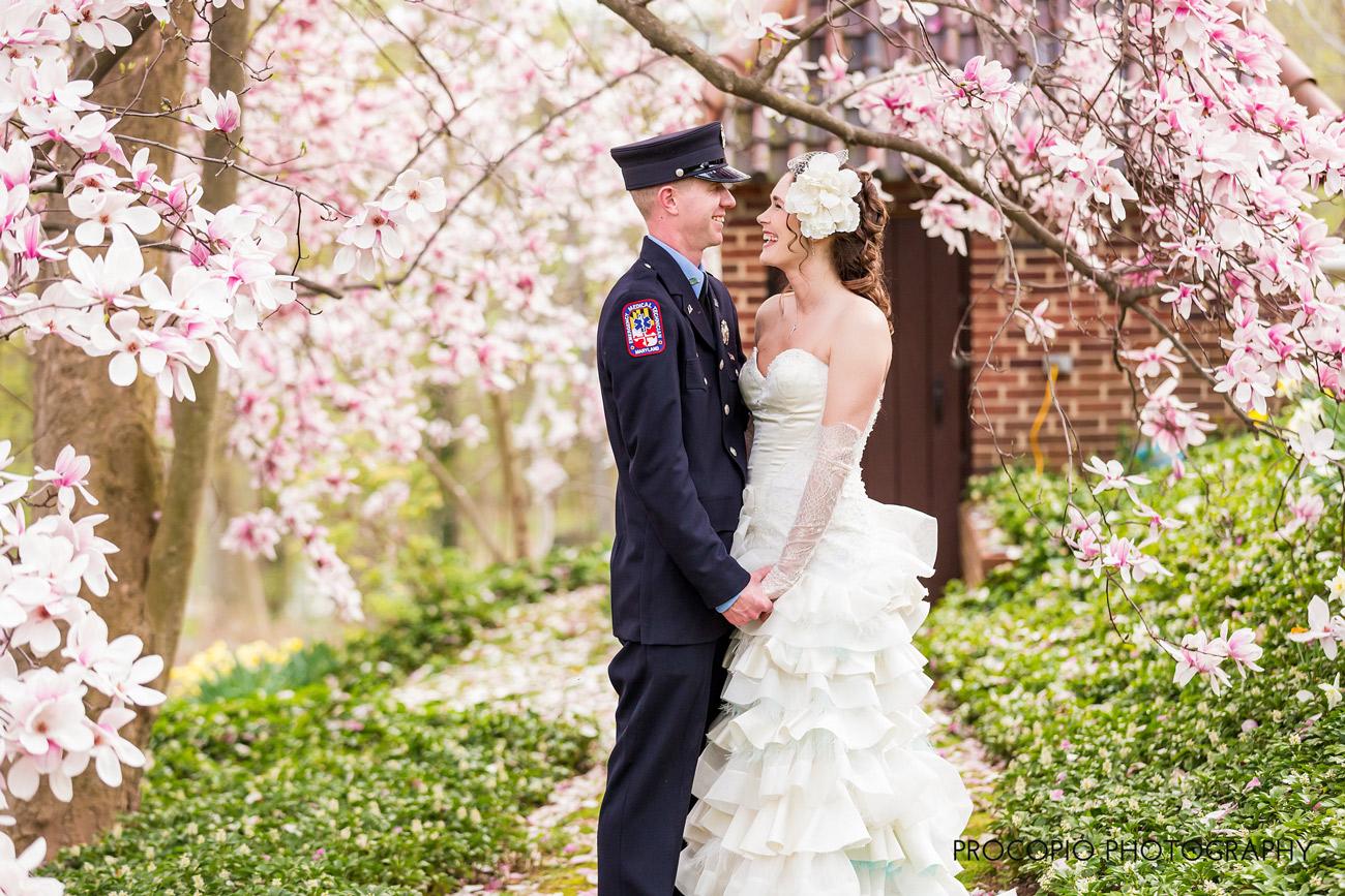 Kelly's Custom Wedding Dress - Jill Andrews Gowns