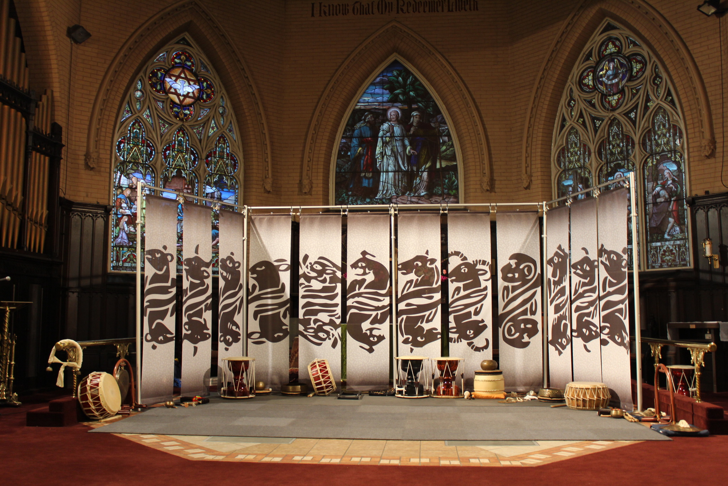 Nuit Blanche 2012  | Church of the Redeemer