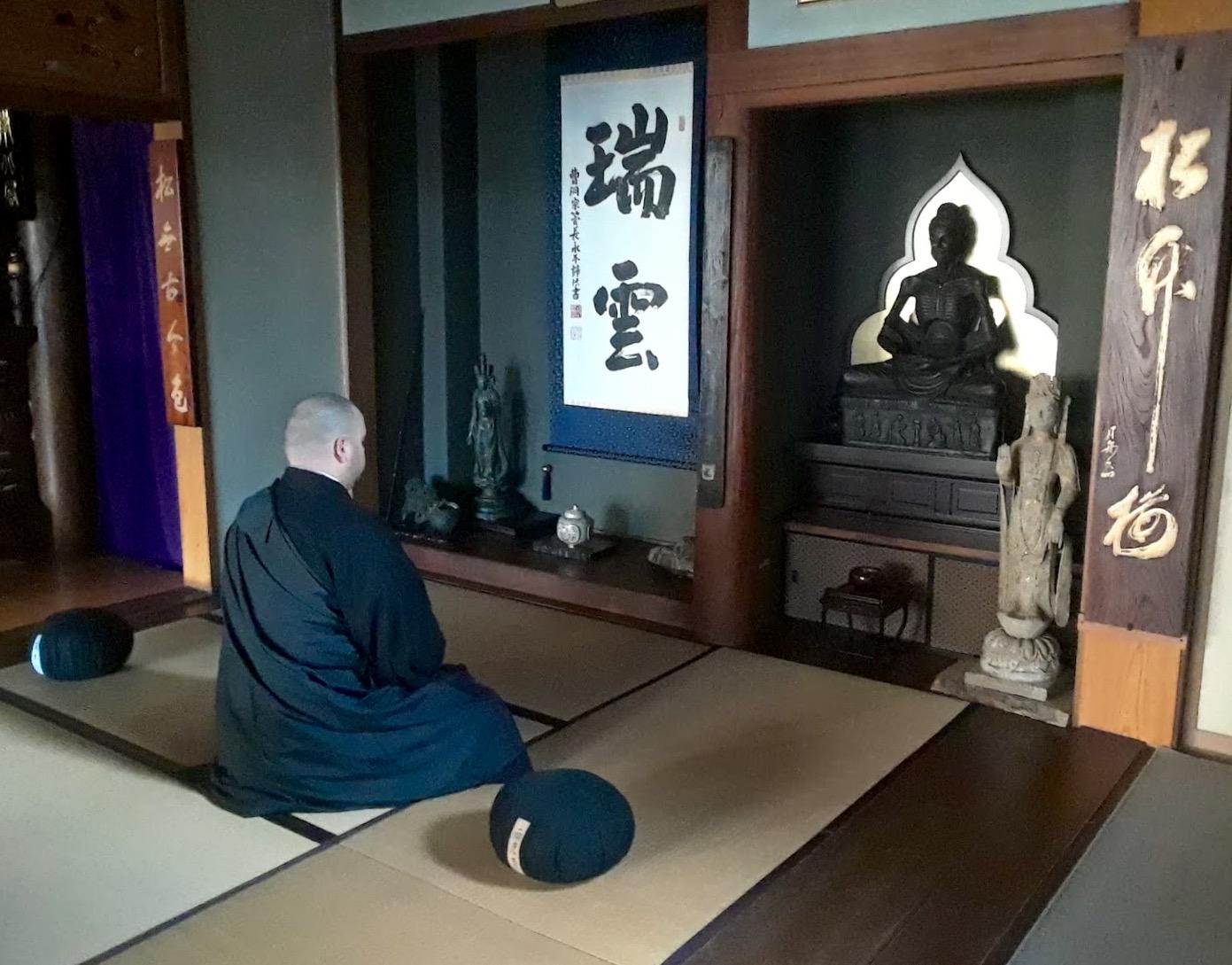 SEIGAKU AT SAIKOUJI TEMPLE IN TOYOHASHI, JAPAN
