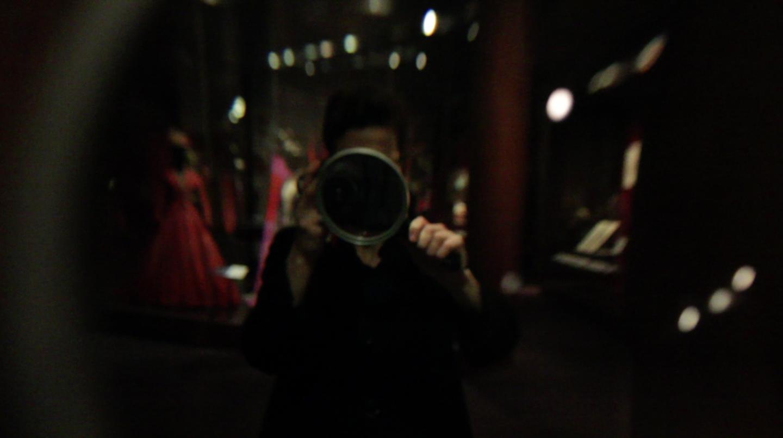 Showing Seeing,  film still, 2014