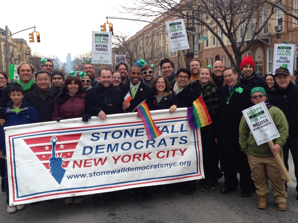 St. Pats for All Parade, 2014