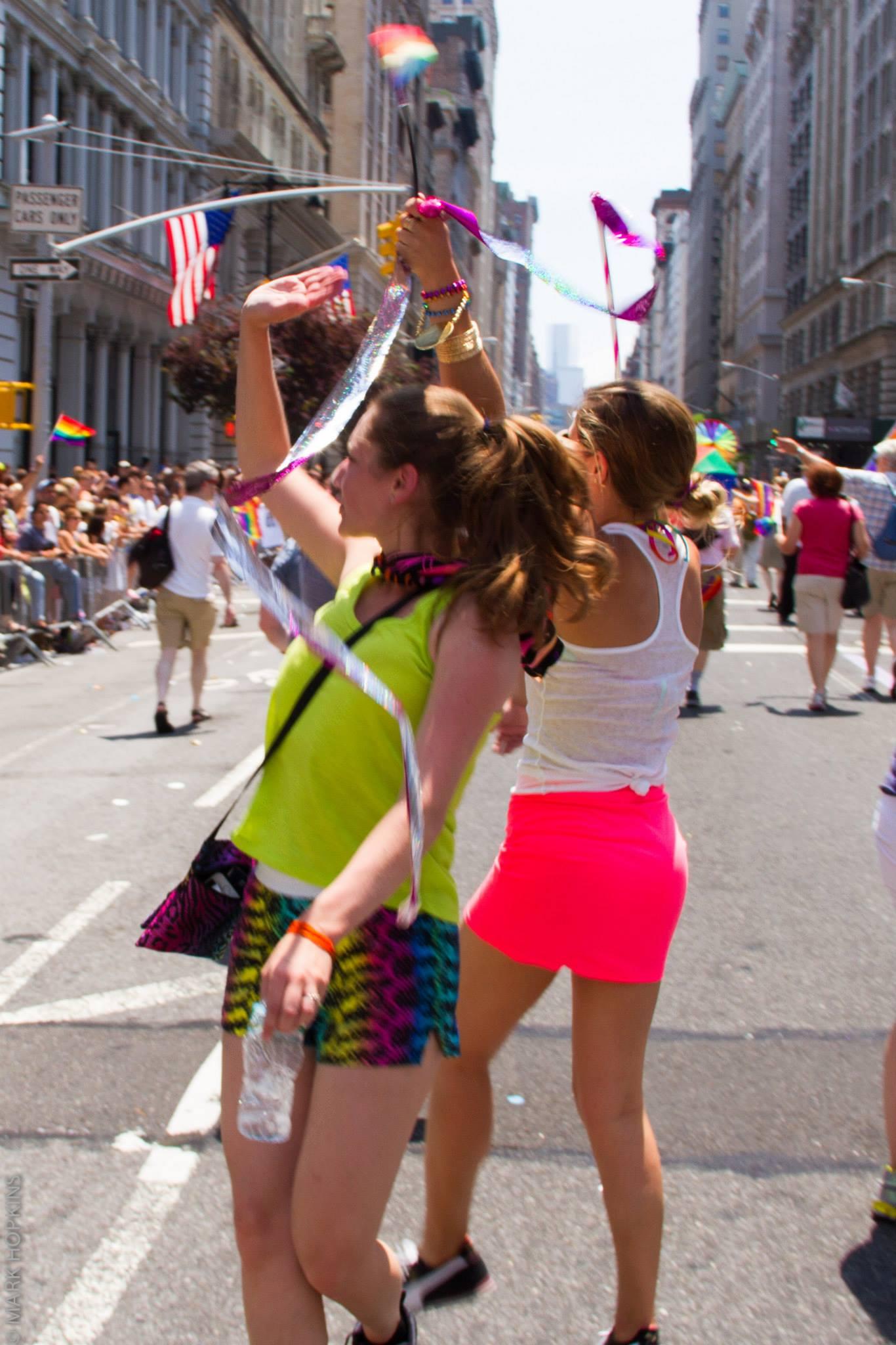 SDNYC Pride 2014 - Photo Credit: Mark Hopkins Photography