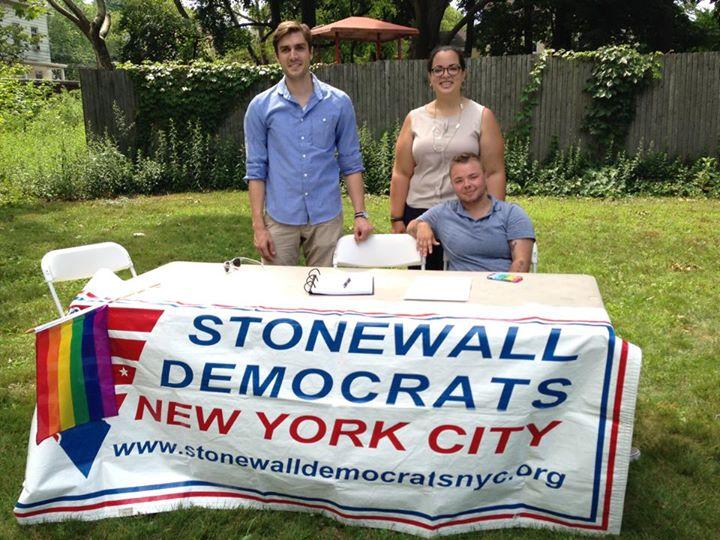 SDNYC at Staten Island Pride!