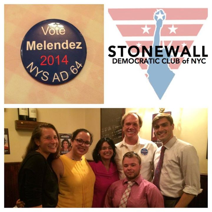 SDNYC Supports NYS Assembly District 64 Candidate Marybeth Melendez!