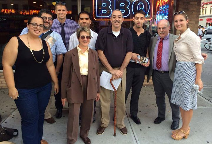 SDNYC Volunteers for NYS Gov. Andrew Cuomo & Lt. Gov Candidate Kathy Hochul