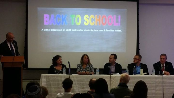 SDNYC Sept. 2014 Meeting - Back To School!