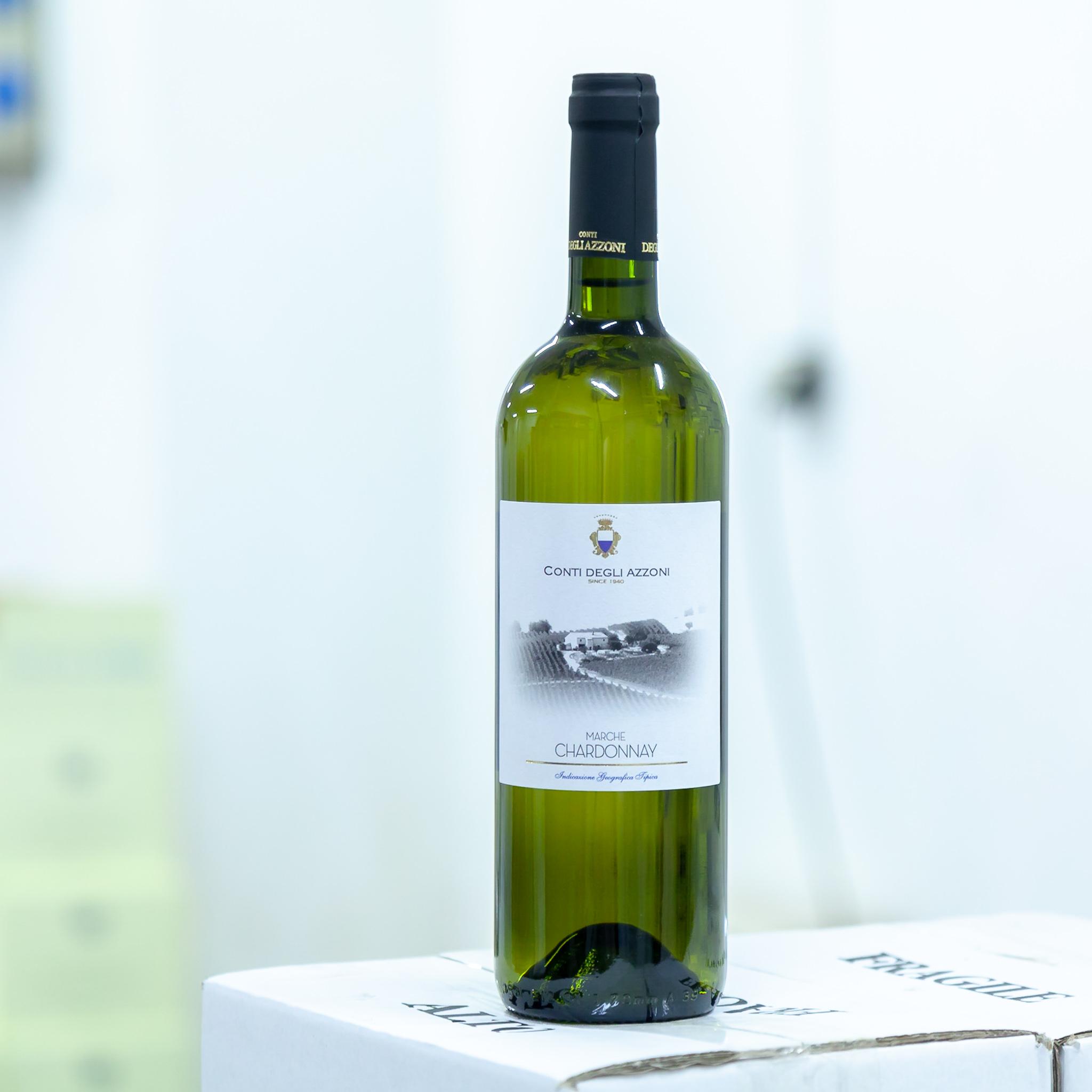 Základní řada - - Chardonnay- Sauvignon- Sangiovese