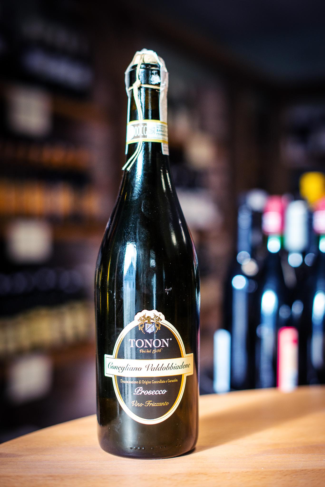 Prosecco Conegliano Valdobbiadene - Vini Tonon