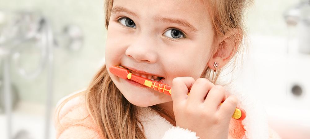 Brushing & Flossing - Craik Pediatric Dentistry