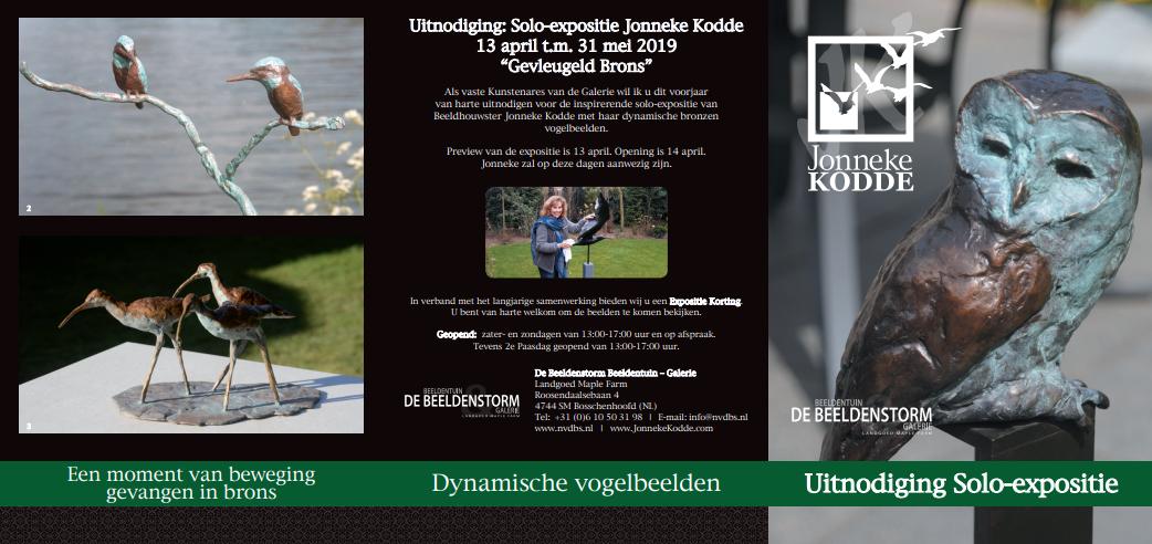 Jonneke Kodde Brochure - Gevleugeld Brons - Galerie Beeldenstorm (short).png