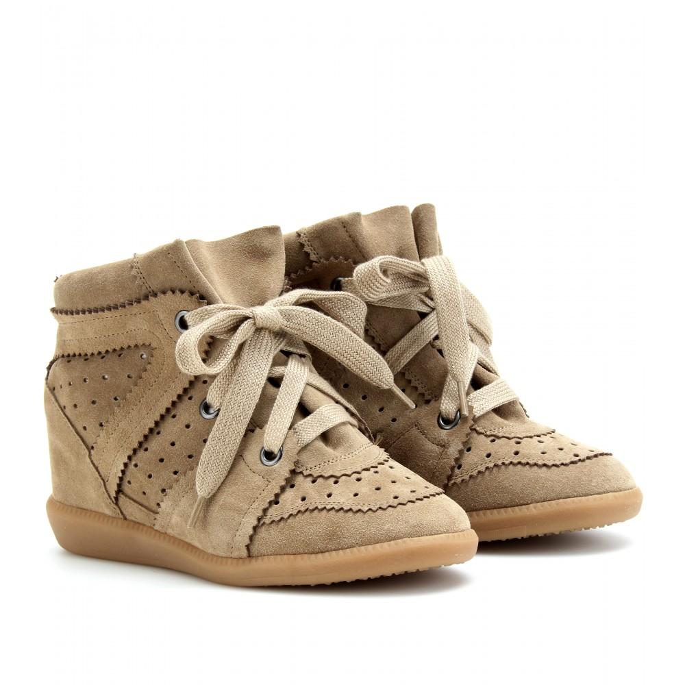 isabel marant bobby sneakers.