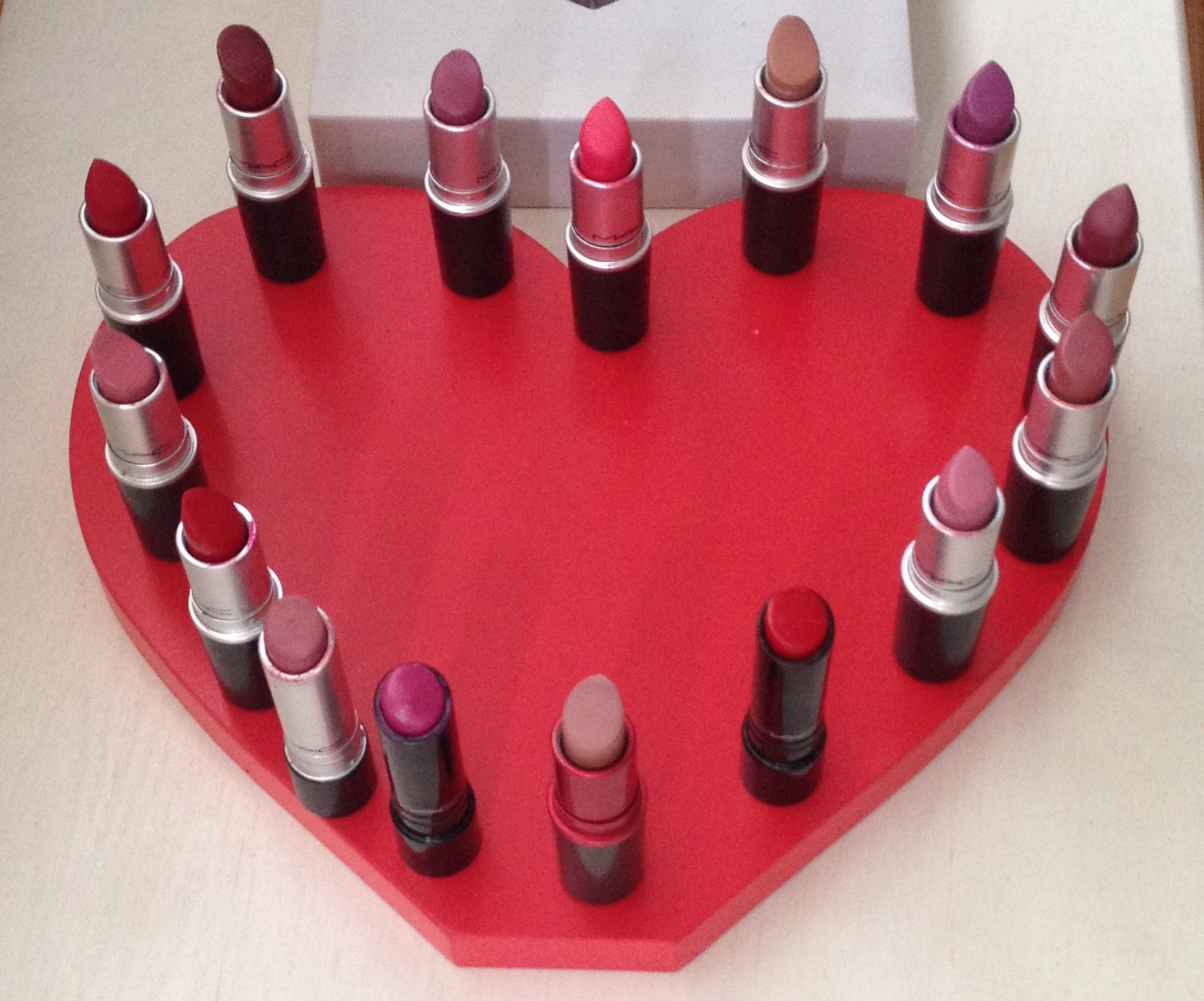mac cosmetics <3