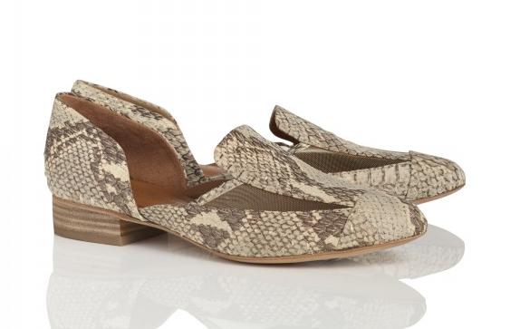 harper loafers.