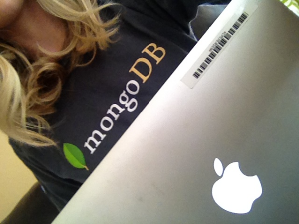 blogger and mongo db user.