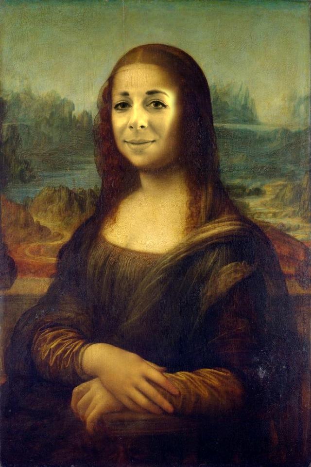Mona Lisa?!