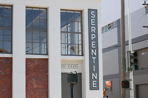 Photos from Serpentine website.
