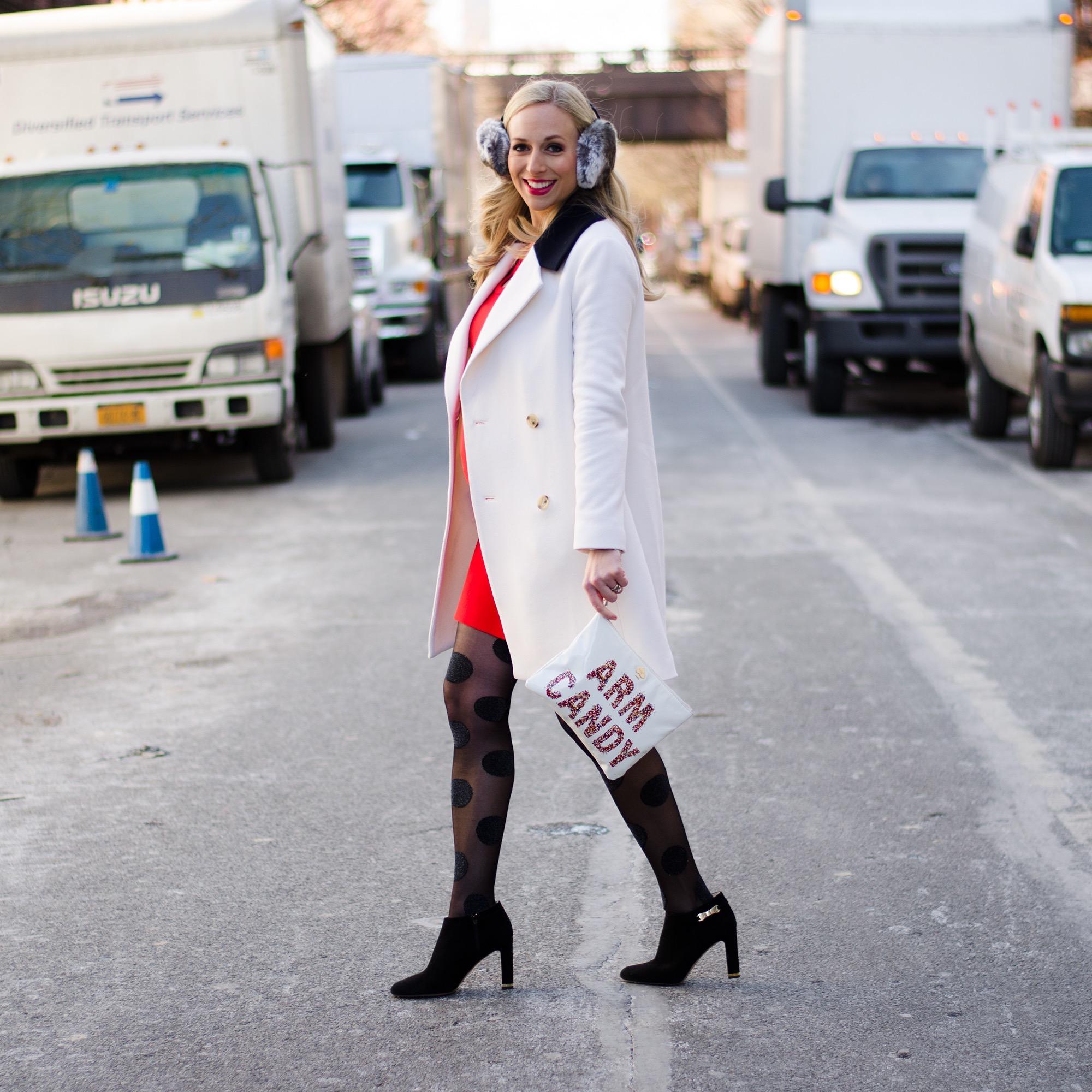 #tbt to Kate Spade Presentation at New York Fashion Week