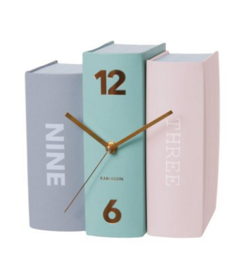 I am waiting for  this clock  to come back in stock! I LOVE it!!