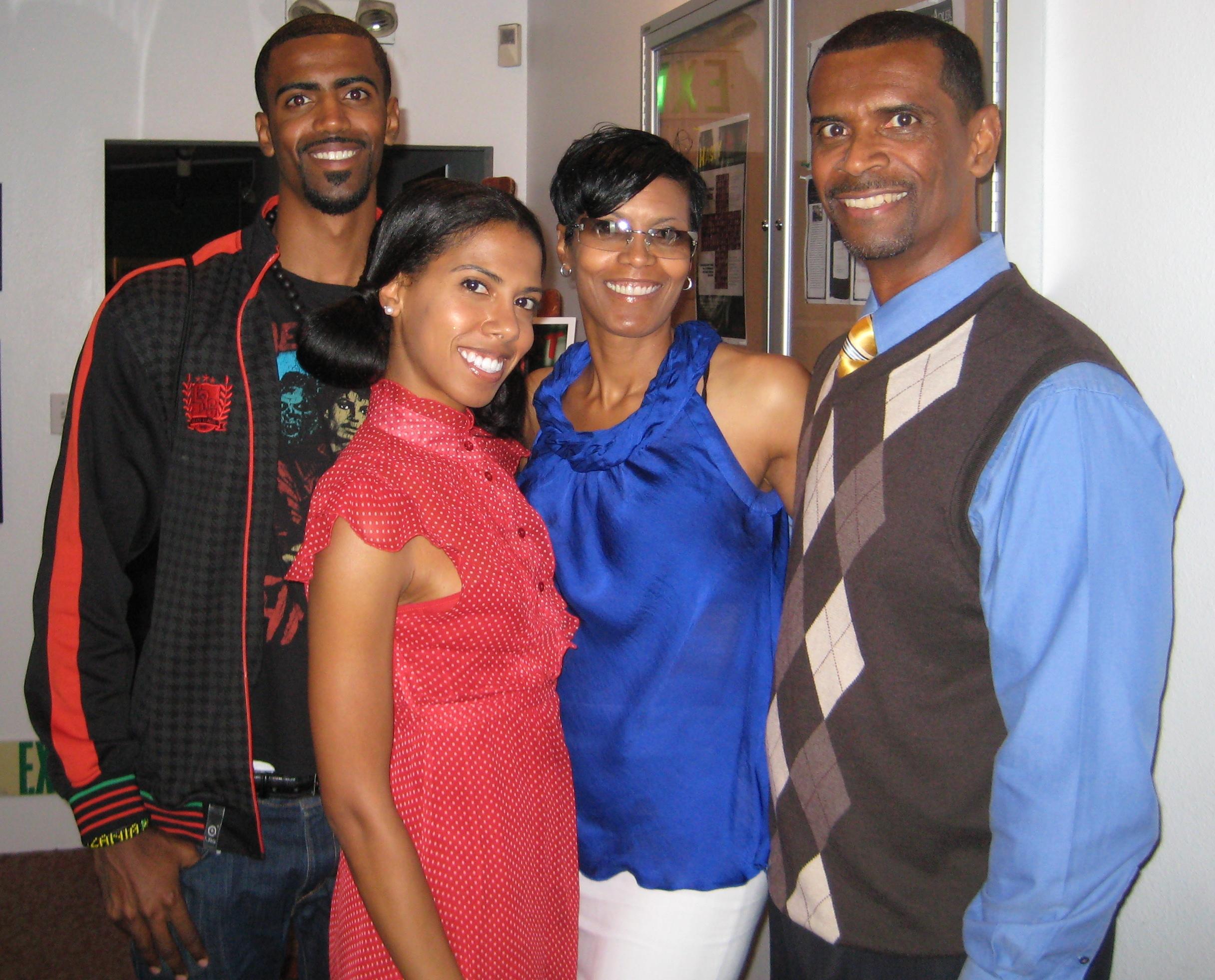 The Theus Family
