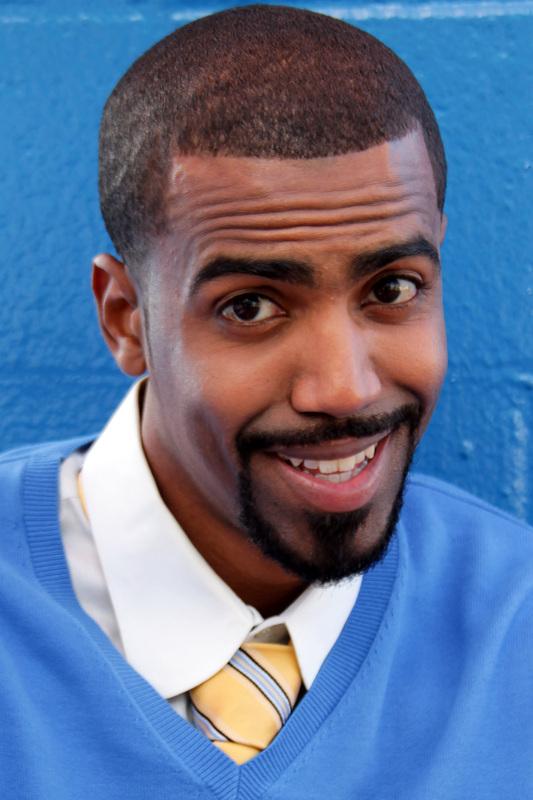 """Londale Jr. -  """"Tall, Dark and Funny """"  www.TallDarkAndFunny.com"""