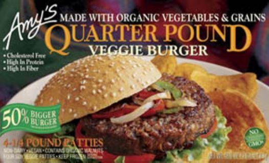 Amy's Veggie Burger.JPG