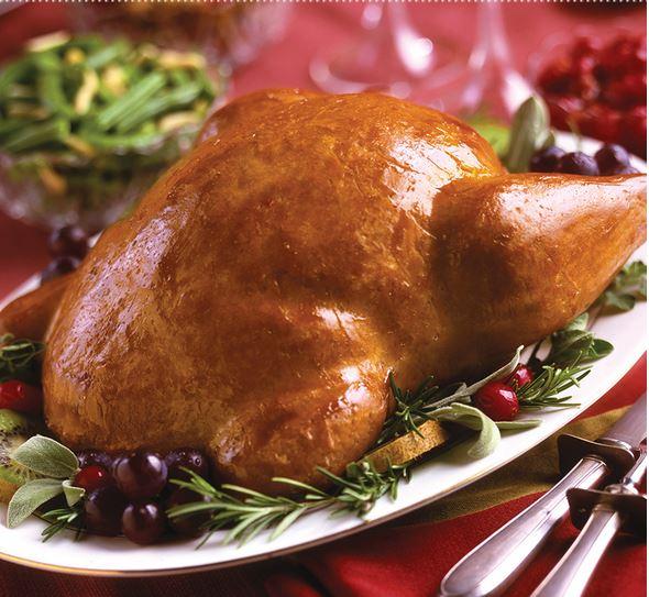 Vegetarian plus Turkey.JPG