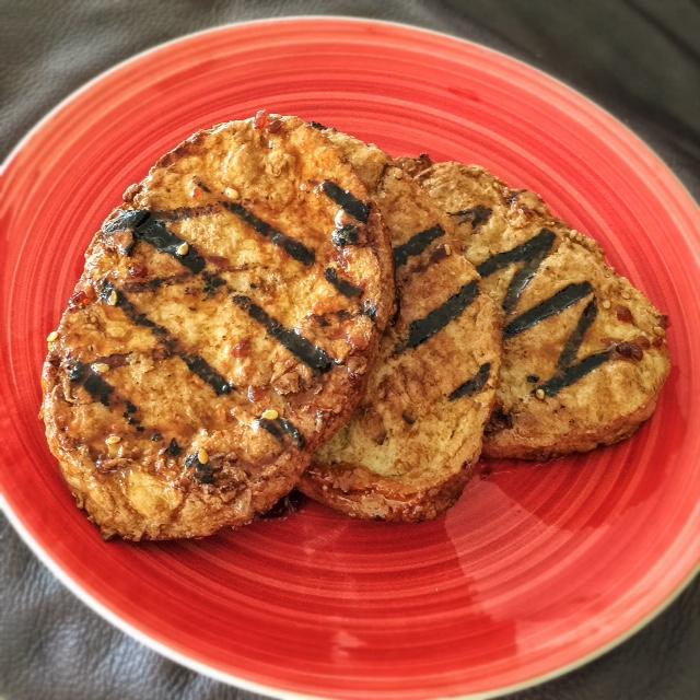 Grilled Teriyaki Chick'n