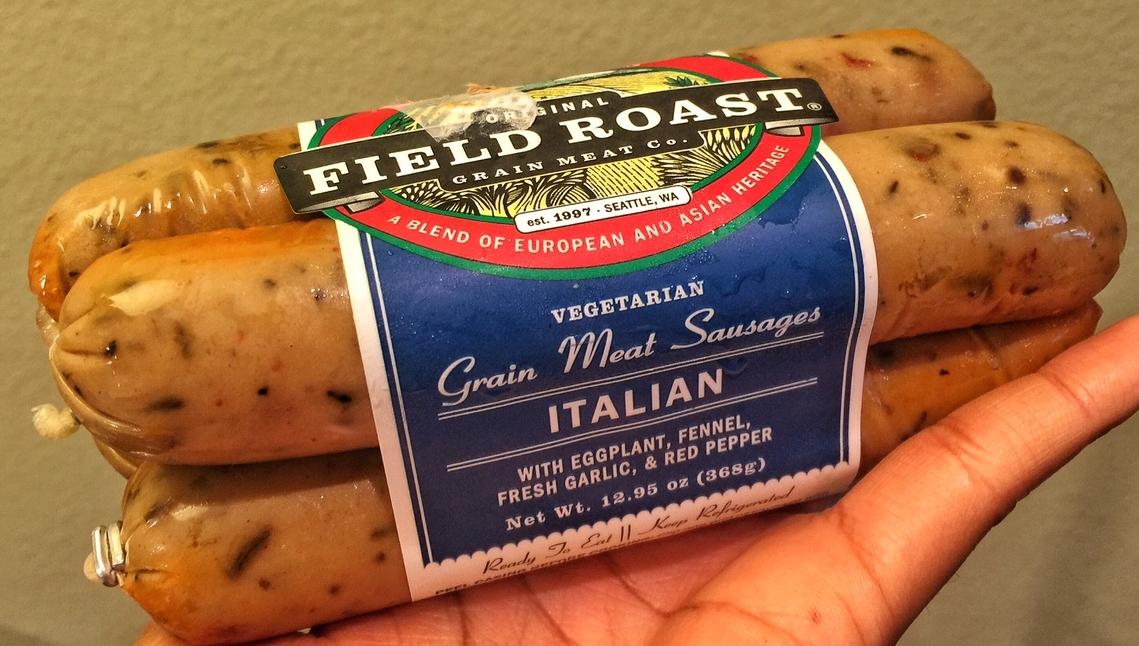 Field Roast Sausage.JPG