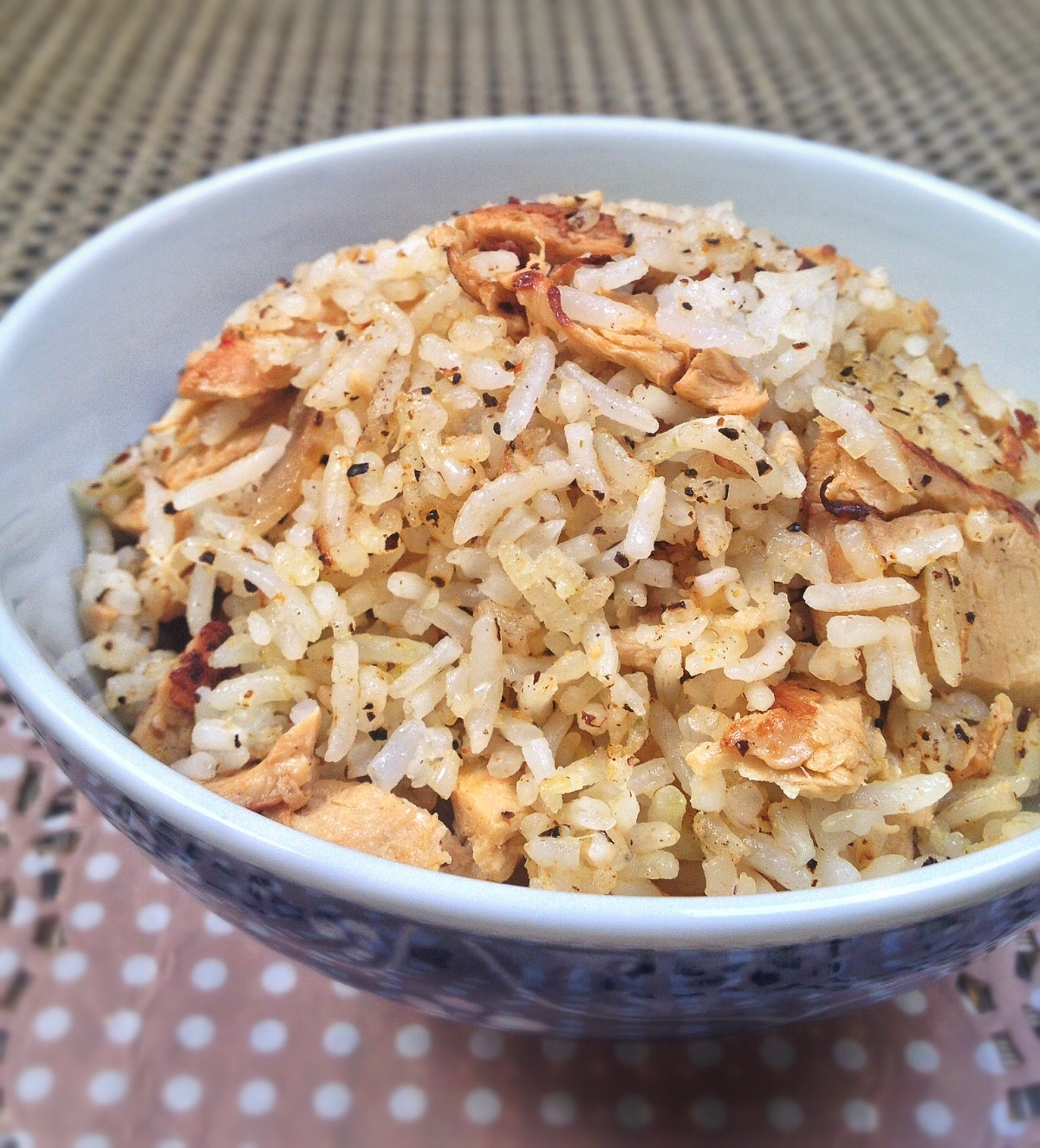 Chick'n Fried Rice