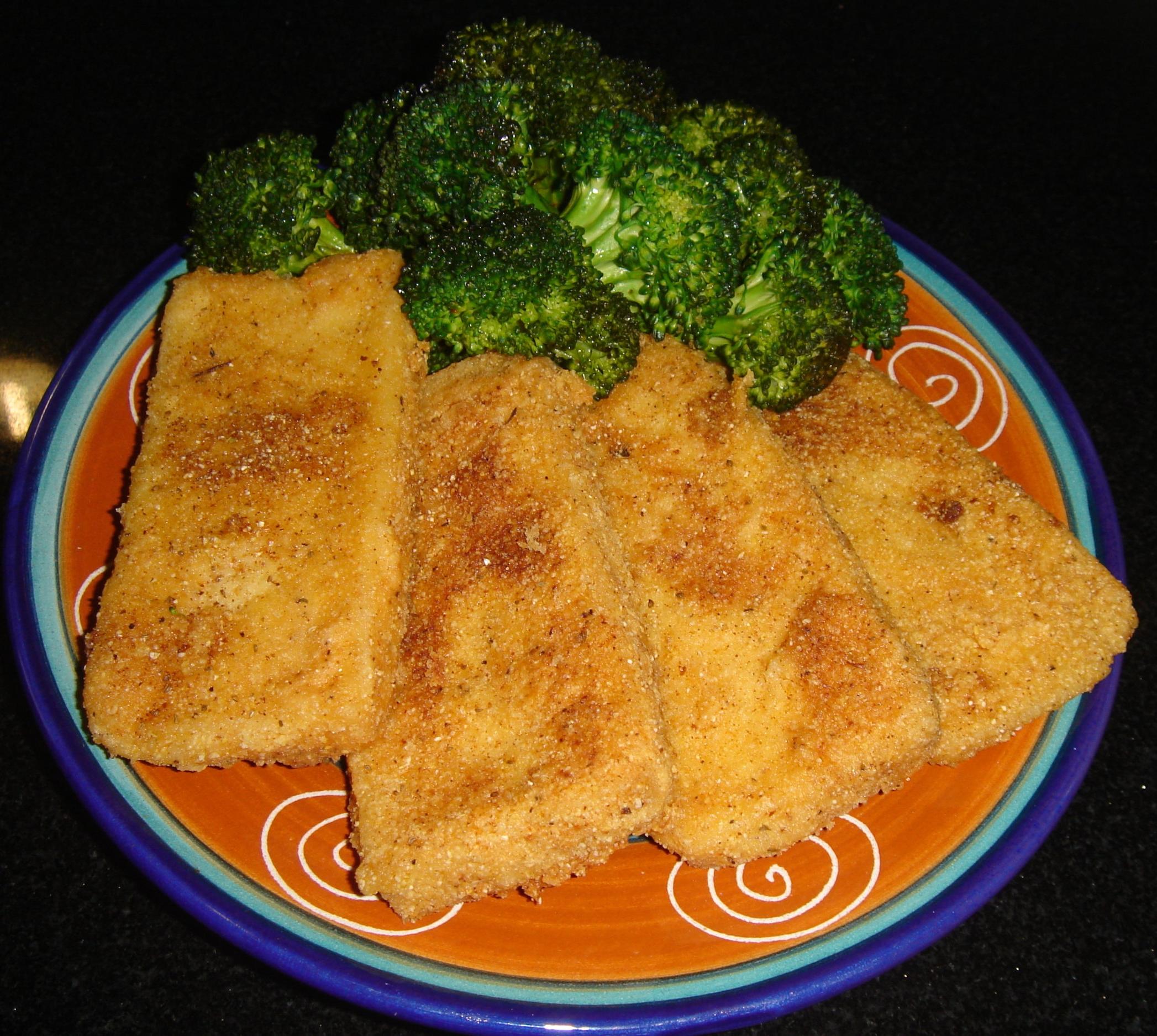 Sautéed Tofu