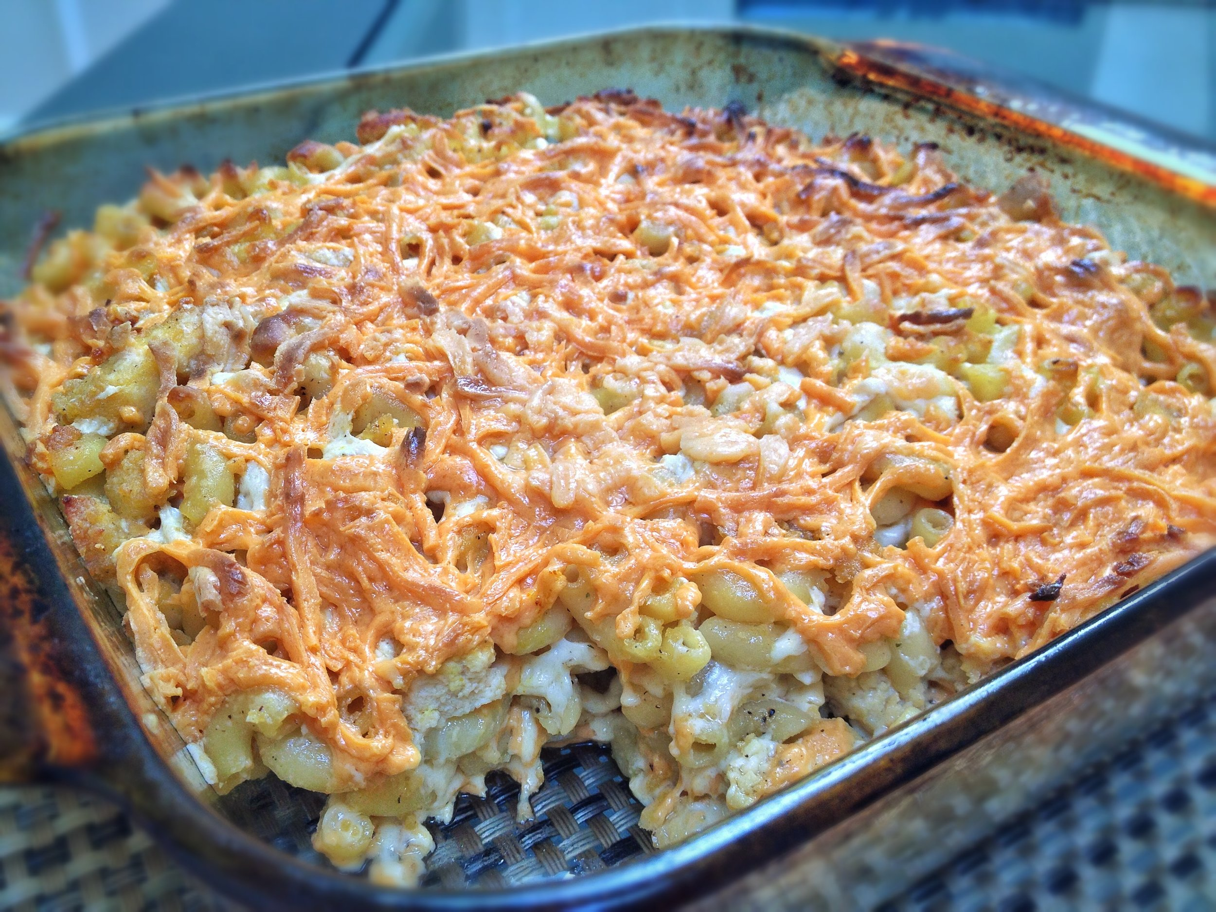 Macaroni and Cheese - Southern Style