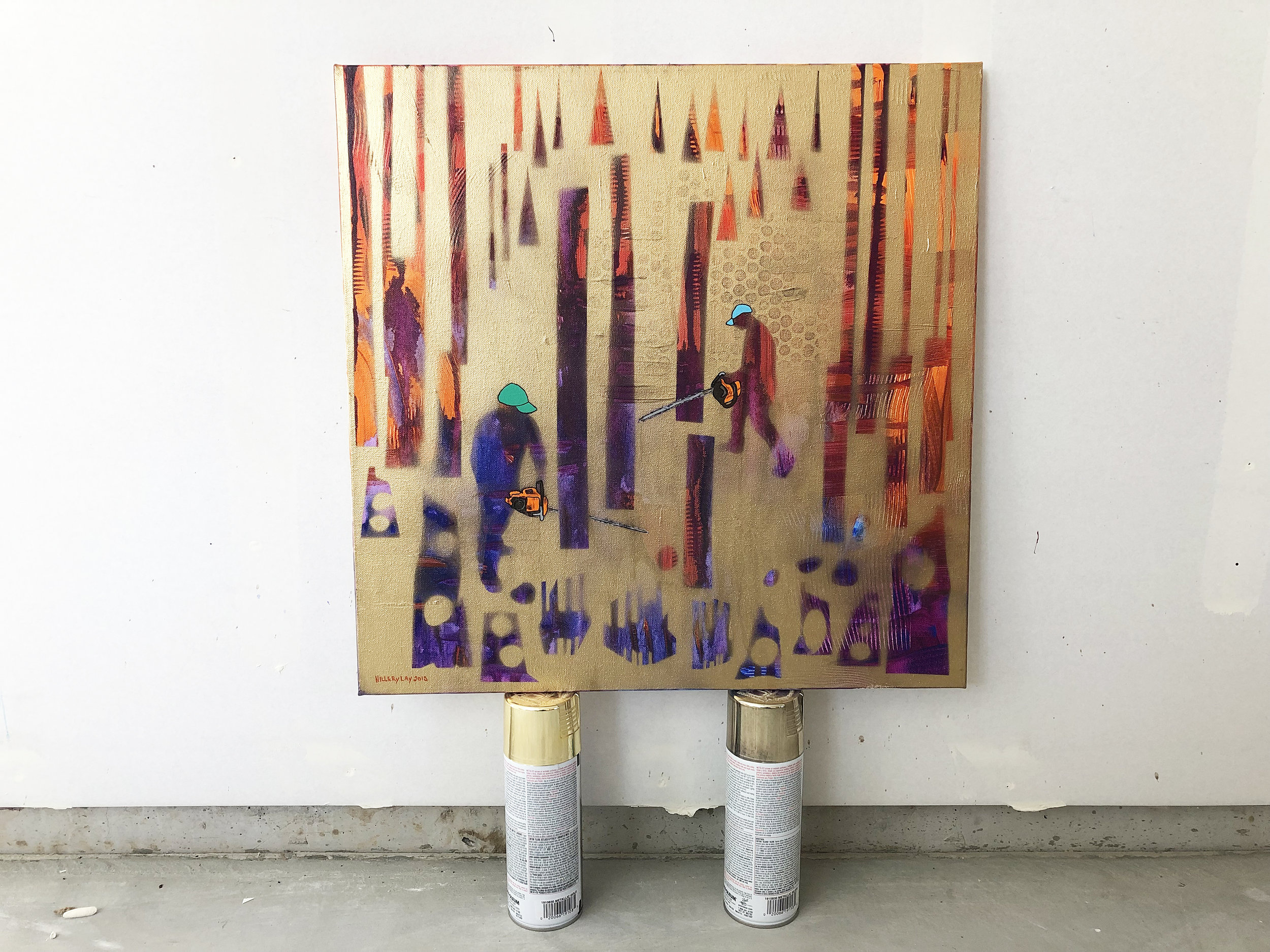 contemporary art in the Pacific Northwest
