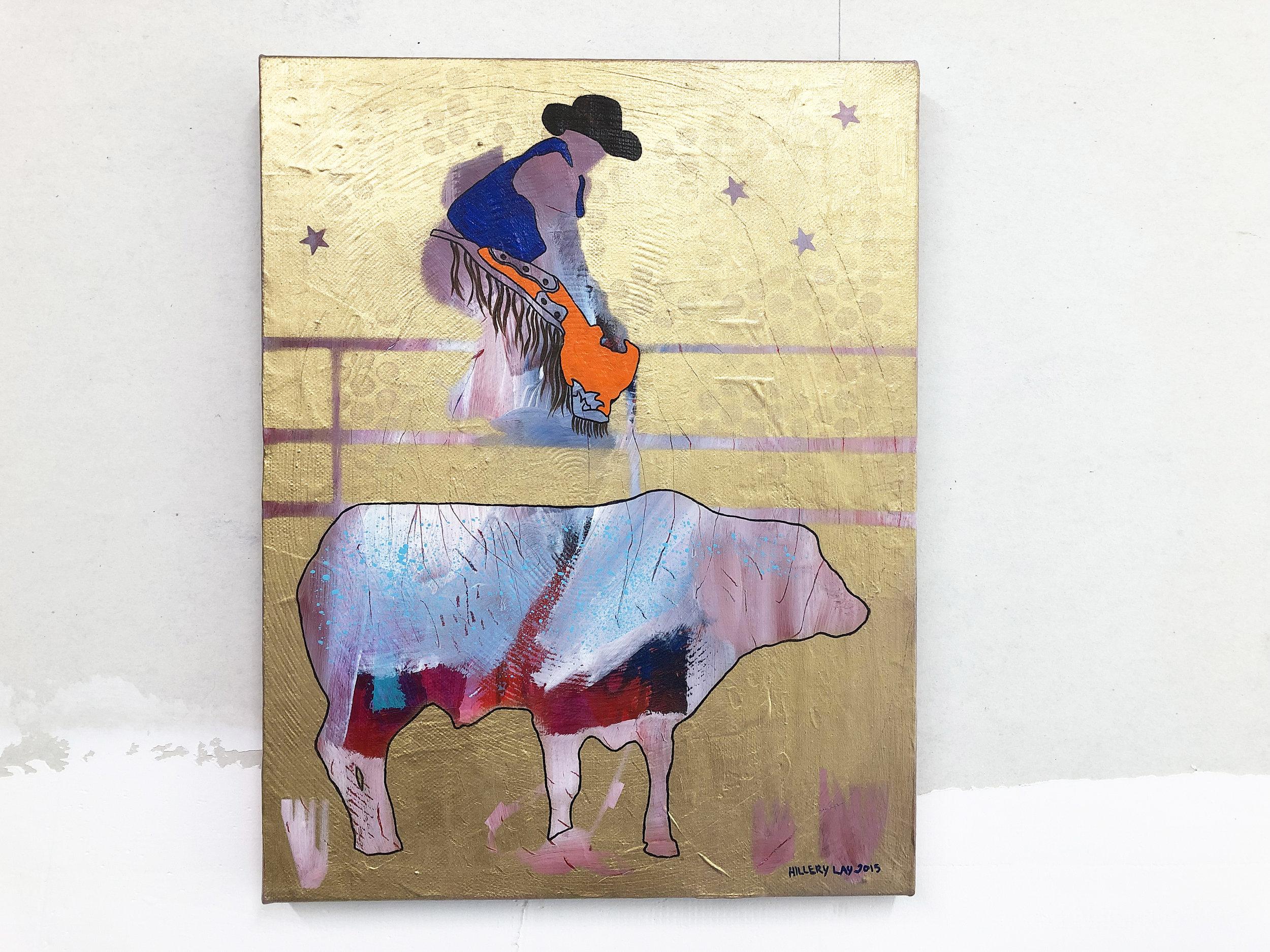 rodeo art