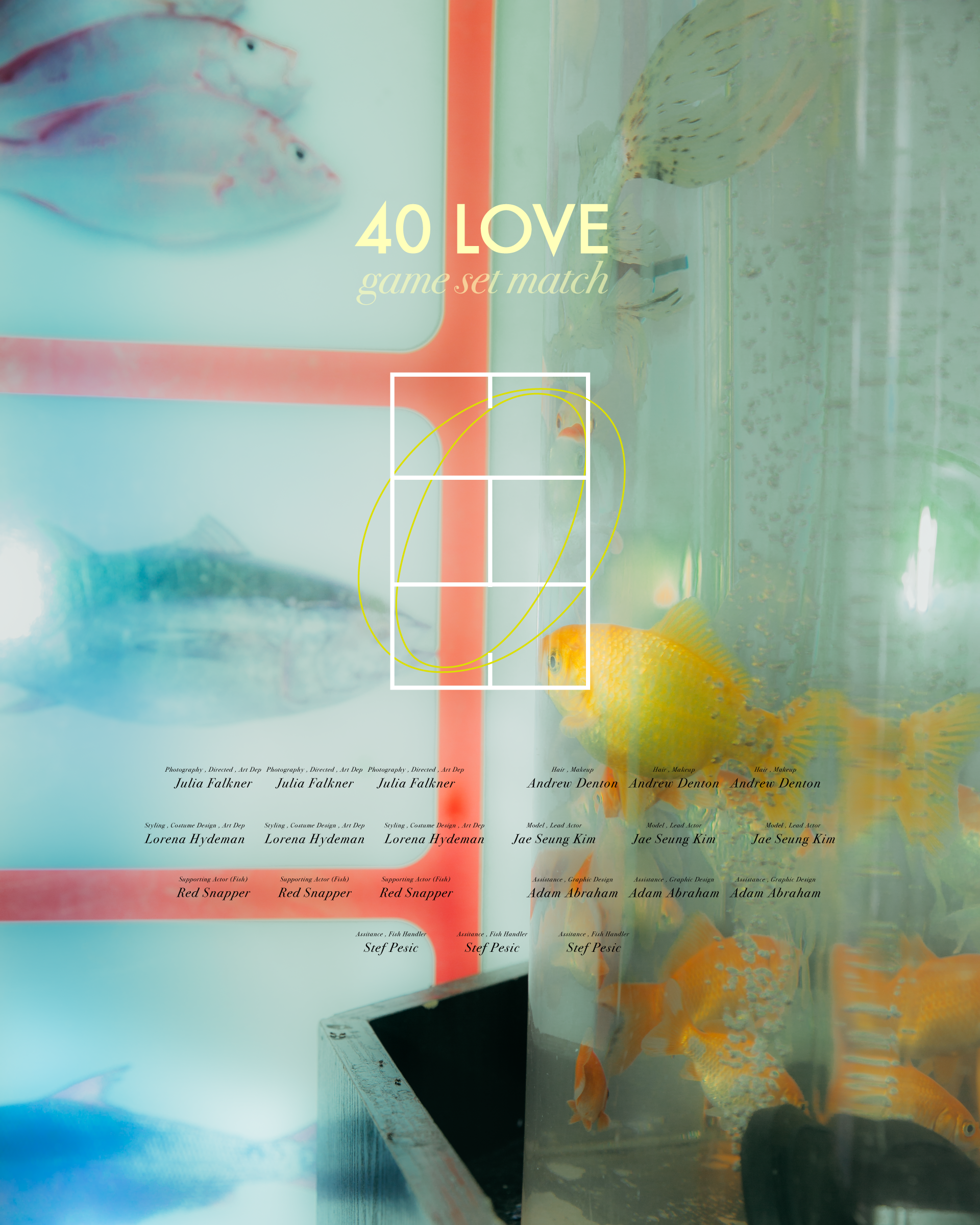 40/LOVE - King Kong Magazine