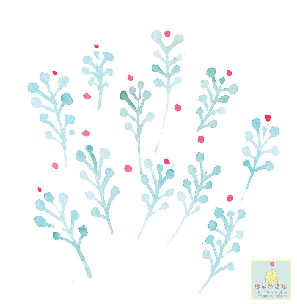 sketchbook floral aqua weeds.jpg