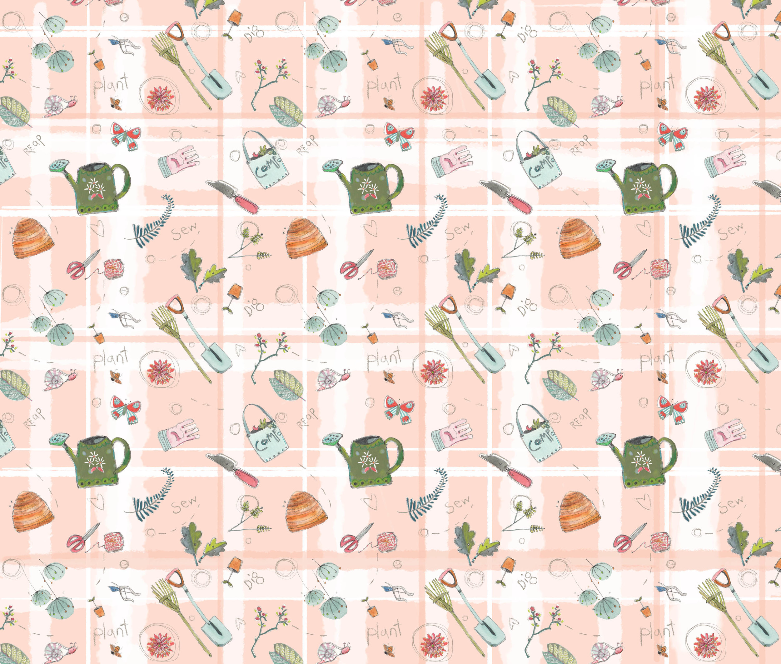 accompanying pattern