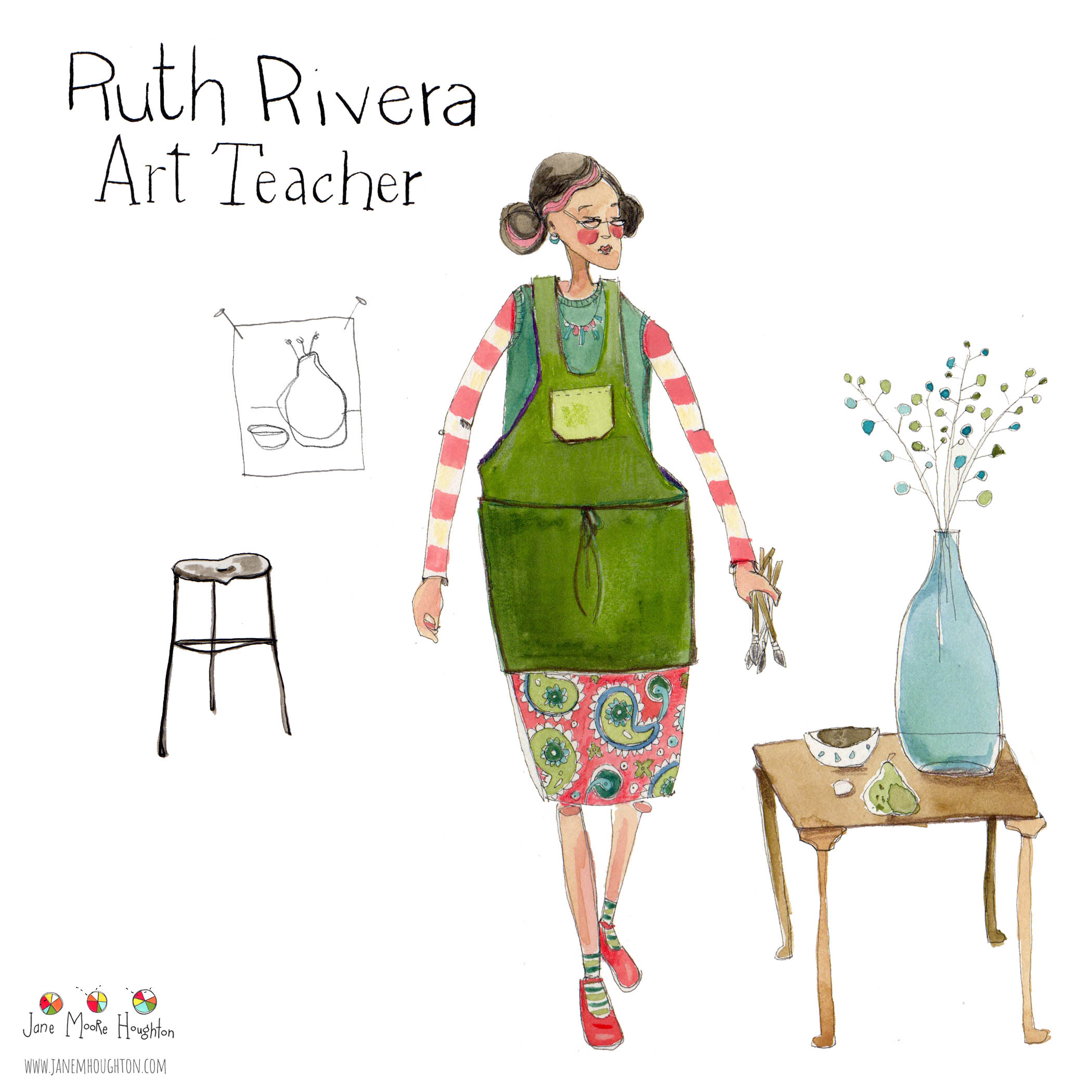 Fifty Figures 1 Ruth Rivera painted.jpg