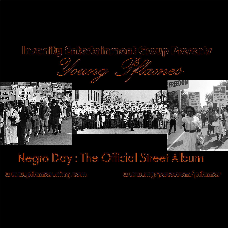Negro Day Album Cover ---circa 2008