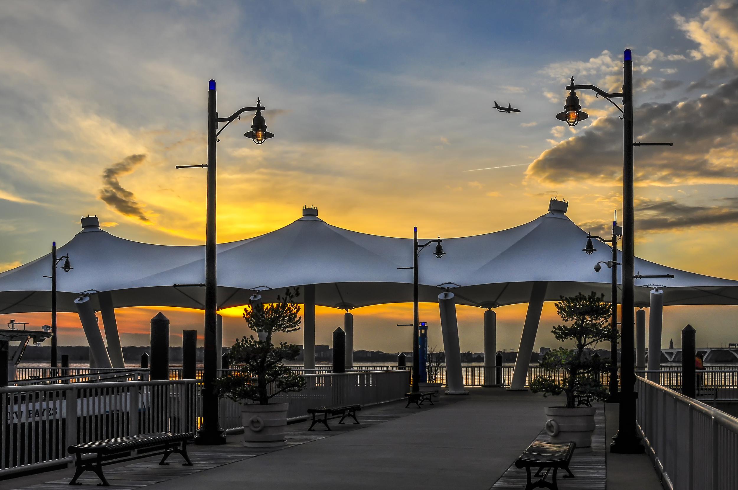Sunset at National Harbor.jpg