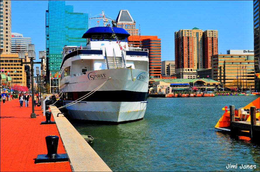 Spirit of Baltimore - HDR
