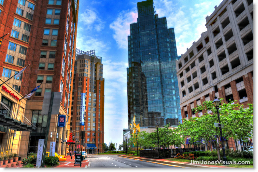 Street Scenes - Fleet & President Streets