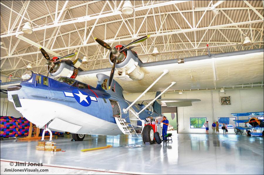 Hangar View - Front