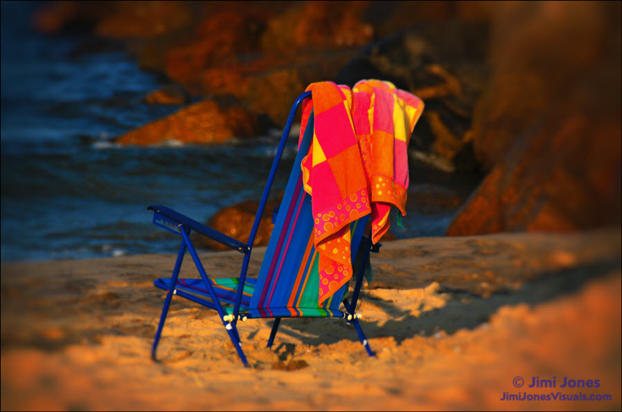 Seat at the Beach