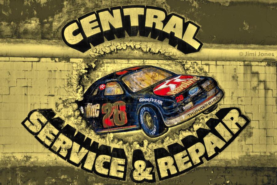 Central Service & Repair